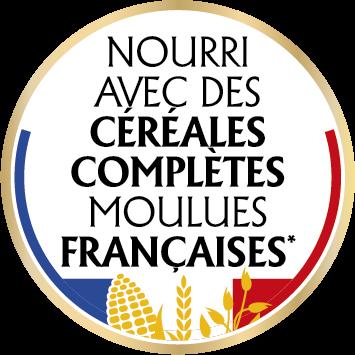 Céréales complètes moulues Françaises