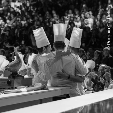 Chefs Rougié Gastronomie Bocuse d'Or